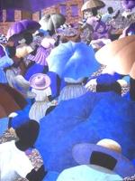 UMBRELLA BLUE 5