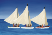 GOATS IN BOATS 1