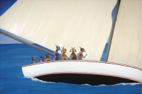 GOATS IN BOATS 2