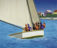 GOATS IN BOATS 3